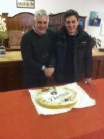 Angelo Bandera e Diego Pastorelli - Sandrigo 28/11/13