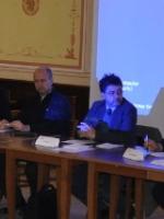 palco relatori - Sandrigo 28-11-2013