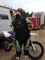 Oreste Passoni, la star del motocross italiano
